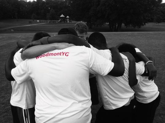 woodmontyg flag football prayer
