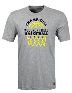 2014 Champions T-shirts