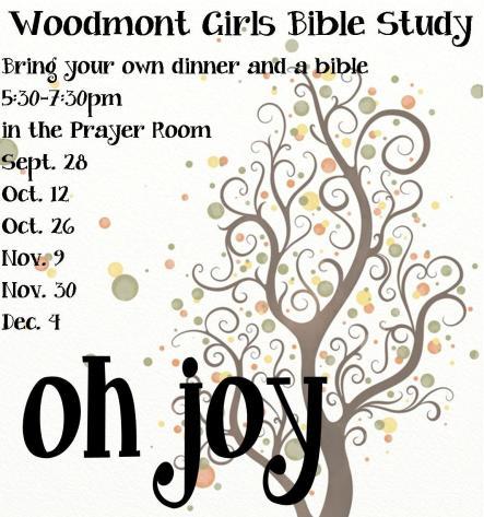 Girls Bible Study Graphic